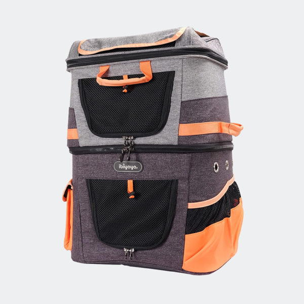 FC1980_1 Two Tier Backpack